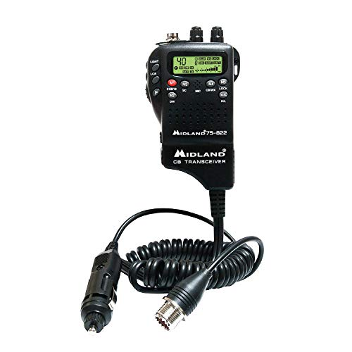 Midland 75-822 40 Channel CB-Way Radio. Buy it now for 99.99