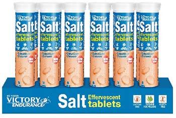 VICTORY ENDURANCE SALT EFFERVESCENT (12x15 TABS) - CITRUS