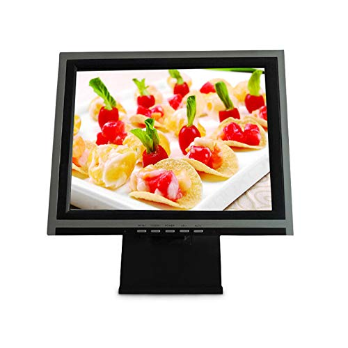 15 inch LED LCD Touchscreen VGA HDMI 4 wire gaming monitor USB kassa monitor voor PC VOD POS systeem kassasysteem 1024 x 768