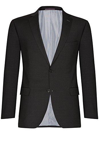 CARL GROSS Herren Anzug-Sakko CG Shane 30-015S0-83 grau,Größe 30