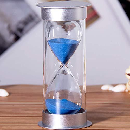 BGSFF Temporizador de Reloj de Arena, Paquete de 2, Temporizador de Arena, 8 Colores, Reloj de Arena, Reloj de Arena, Temporizador de Reloj de Arena, 5 Minutos, 10 Minutos, 15 Minutos, 2
