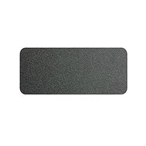 "Custom Base Shaper 1/16"" Super Lightweight Black Plastic up to 18″ fits Coach Tote Handbag Purse Bottom, Bag, Insert, Plexiglas, Plexiglass, Plastic"