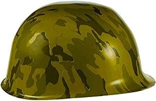 Camouflage Helmet, Party Favor