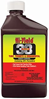 Hi-Yield 38 Plus Permethrin Turf Termite and Ornamental Insect Control, 16 Oz. Bottle