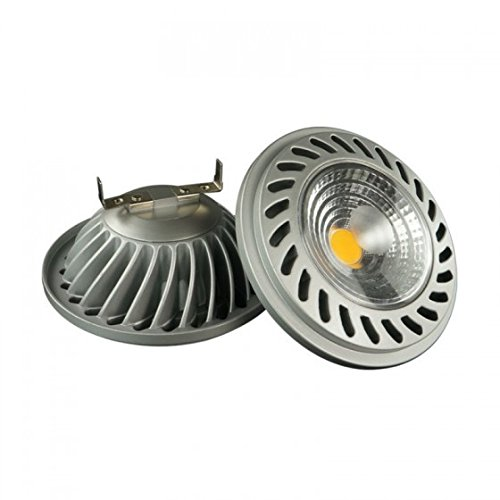 Bombilla QR111 LED G53 15W luz blanca natural 4000K 1100Lm