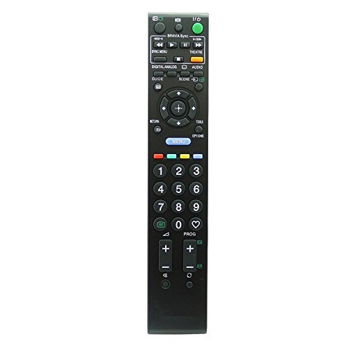 ALLIMITY RM-ED016 Control Remoto Reemplazar por Sony LED LCD Bravia TV KDL-32W5840...