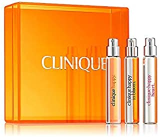 Clinique A Little Happiness Set 3-Pc. Set: Clinique Happy, Happy Heart and Happy in Bloom, 0.17fl.oz./ 5ml