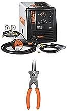 Hobart 500559 Handler 140 MIG Welder 115V with Hobart 770150 MIG Multi-Use MIG Welding Pliers