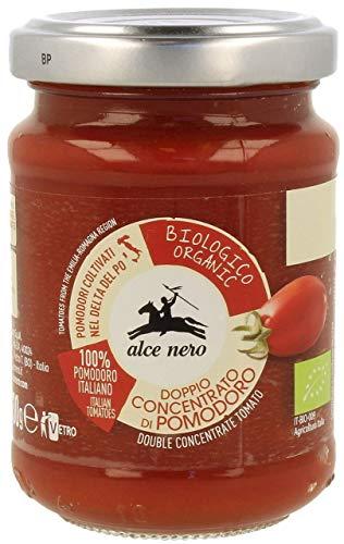Pasta de tomate 28% BIO 130 g - ALCE NERO