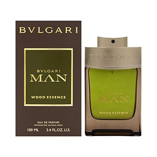 Bvlgari Bvlgari Man Wood Essence 3.4 Oz Eau De Parfum Spray, 3.4 Oz