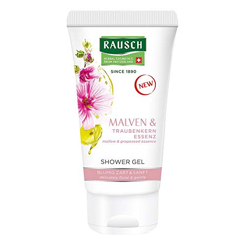 Rausch Malven Shower Gel, 50 ml