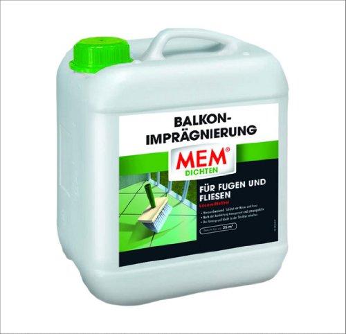 MEM Balkon-Imprägnierung 10 L