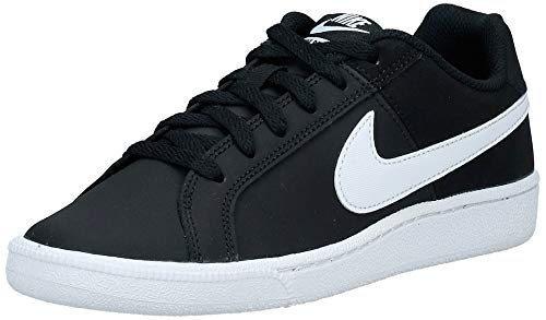 Nike Court Royale, Zapatillas para Mujer, Negro (Black/White 010), 37.5 EU