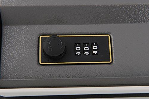 PackNBuy Book Safe Numeric Locker Jewellery Box (Brown)