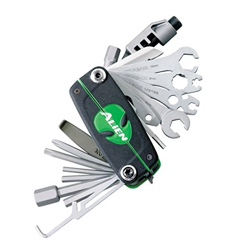 TOPEAK Alien 3-25 Funktionen - Multitool für Radreparaturen