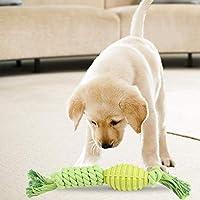 高品質ペット歯が生えるおもちゃキット、ペット噛むおもちゃキット、ペット噛むおもちゃ、猫ペット犬のための安全(green)
