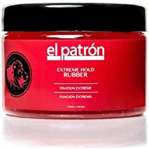 El Patron Be The Boss Rubber Extreme Hold 10.5oz