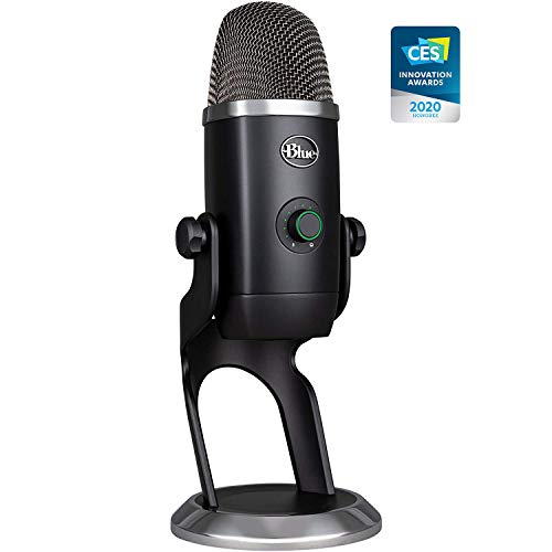 Blue Yeti X – Also Great For Other Users