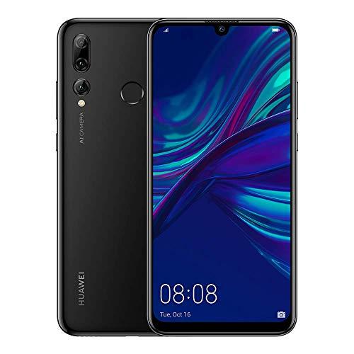 "Huawei P Smart+ 2019 - Smartphone de 6.2"" FHD (3 GB de RAM, 64 GB de memoria,Cámara Trasera de 24 MP+16 MP+2 MP, Android 9, 3400mAh, Carga rápida) Negro (Reacondicionado)"