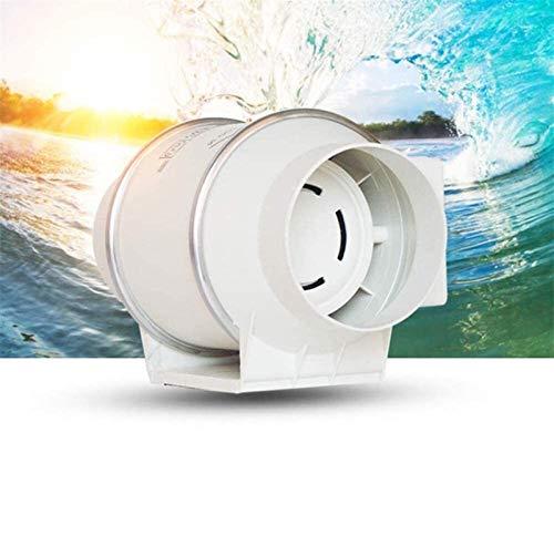 SAIYI 200 Millimetri Duct Fan Inline estrattore Industria Turbo Misto di Flusso in Linea Cappa, 130 W, 220V-240V, Il Volume d'Aria: 2500m³ / h