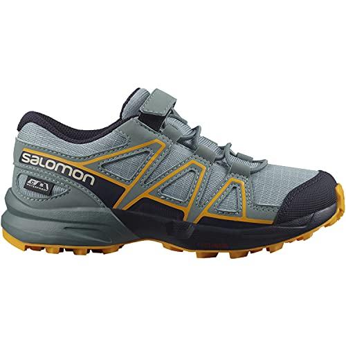 Salomon Speedcross CSWP Unisex Kinder Trail Running Wander Wasserdichte Schuhe