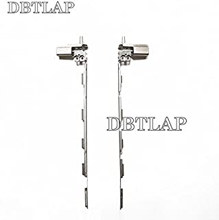 DBTLAP Laptop Compatible for Lenovo IdeaPad U530 Touch U530T Hinges Bracket Back Cover Compatible for Touch Screen