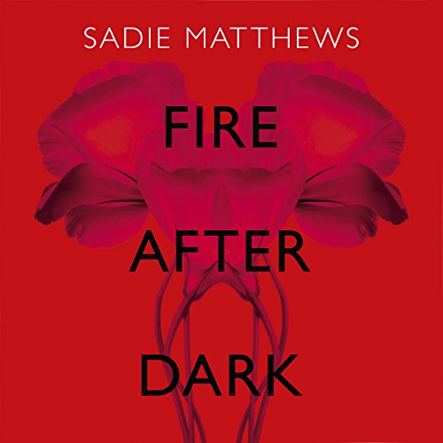 Fire After Dark audiobook cover art