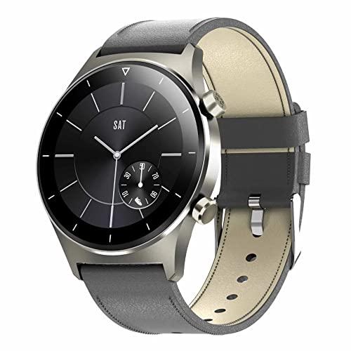 ZGNB E13 Orologio Intelligente Uomini E Donne con Pressione Sanguigna Frequenza Cardiaca Ossigeno Intelligente Orologio Attività Tracker GPS Pedometro IP68 Impermeabile Sport Watch(E)