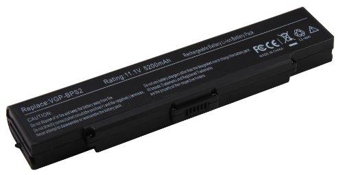 Mitsuru® Weltweit-Akku - Batteria di Ricambio per Laptop, 4400 mAh, per Sony Vaio SVE VPC-CA VPC-CB VPC-EG VPC-EH VPC-EJ VPC-EK VPC-El VPCEG, sostituisce VGP-BPL26 VGP-BPS26 VGP-BPS26A