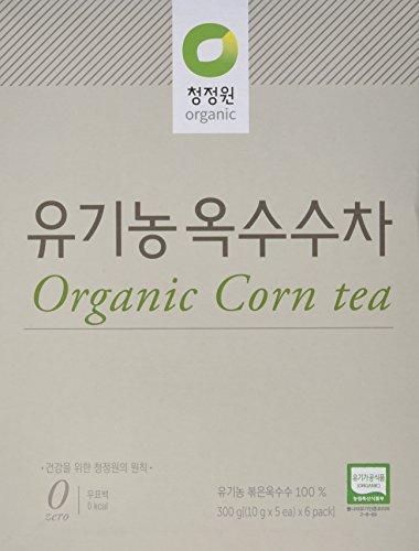 Koranischer Mais Tee