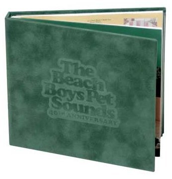 Pet Sounds: 40th Anniversary (CD + DVD) by The Beach Boys