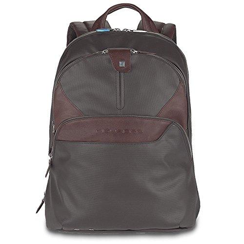 Expandable computer backpack PIQUADRO - CA2944OS-TM