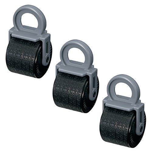 プラス 個人情報保護スタンプ ローラーケシポンミニ 専用インクカートリッジ 3個入 38-199×3