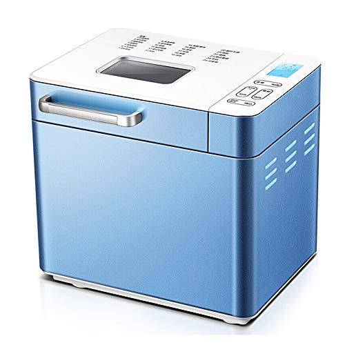 Tostadora, control remoto WIFI para el hogar totalmente automático 2 libras de gran capacidad de imitación manual de amasar la máquina de desayuno máquina de hacer pan