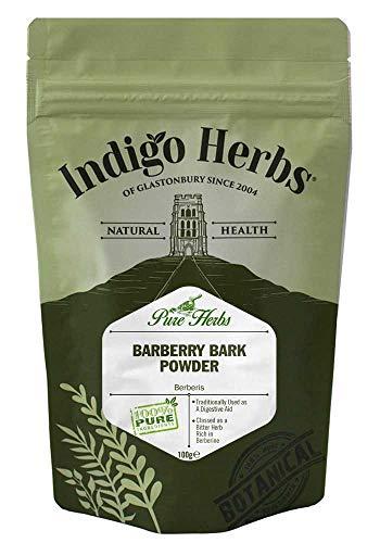 Indigo Herbs Berberitzenrindepulver 100g