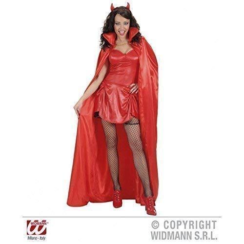 Élégant avec col rouge cape halloween