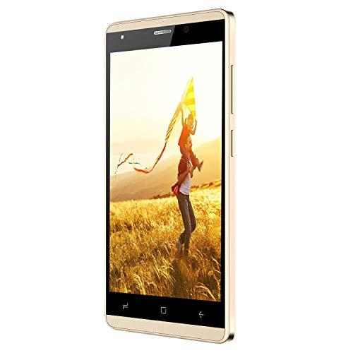 Moviles Libres Baratos 4G 16GB ROM Memoria Extendida 128 GB, 5.0 Pulgadas 5MP Cámara Smartphone Libre Dual SIM 4G WiFi Moviles Baratos y Buenos Smartphone Batería 2800mAh J3(2020) Móvil Libre