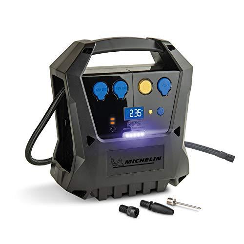 Michelin - Compresseur d'air électrique sans fil, 6,9bar 100 Psi