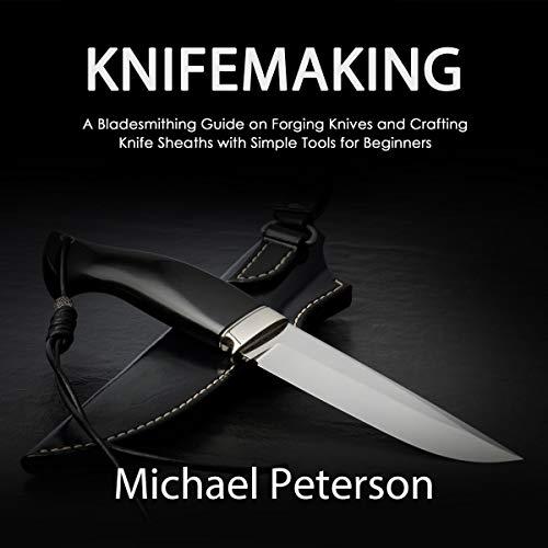 Knifemaking cover art