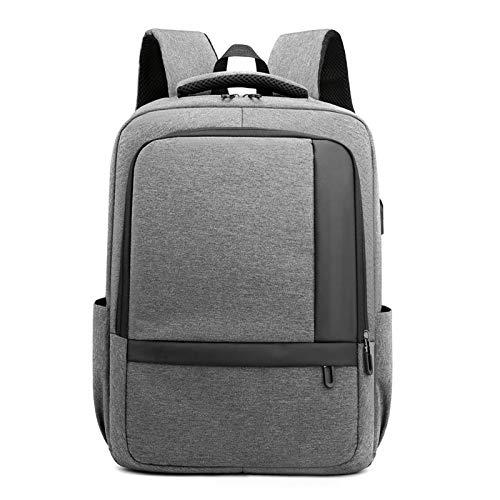 WDFVGEE Laptoptasche Business Anti-Diebstahl Laptop Rucksack Einfache USB-Laderucksäcke für Zubehör zur Unterstützung Ihrer Arbeit und Ihres Lebens