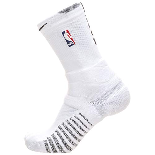 Nike Offizielle On Court NBA NikeGrip Power Crew Socken X-Large
