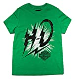 Harley-Davidson Boy's Shocks Short Sleeve Poly Youth T-Shirt...
