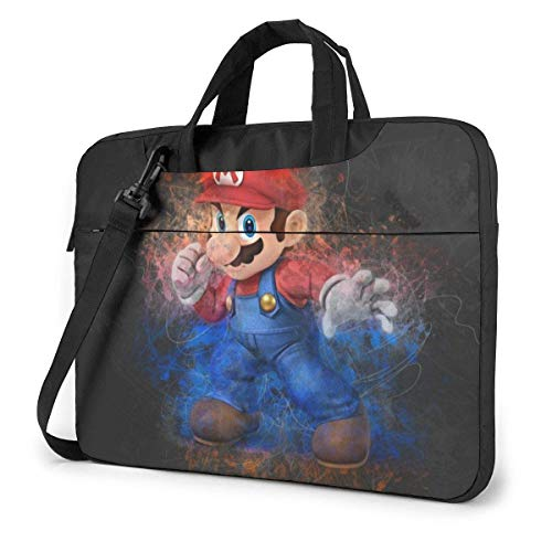 Mario Laptop Bag Tablet Briefcase Portable Protective Case Cover 15.6 inch LAPT-457