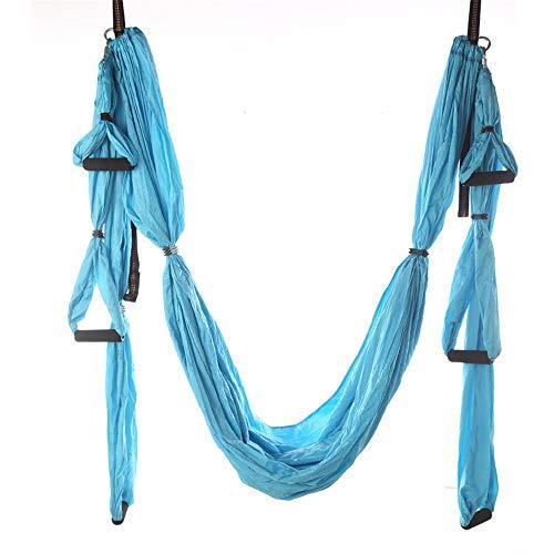 Fantastic Deal! JKGLD Yoga Hammock Yoga Studio Aerial Yoga Hammock Home Stretch Belt Sling Elastic W...