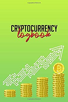 Cryptocurrency Logbook  Coin Tracker Journal  Trading Log Book For Crypto-Traders Investors & Miners to Track & Record Portfolio  Lime