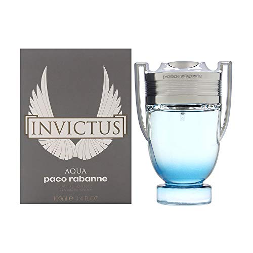 Paco Rabanne Invictus Aqua Eau de Toilette Spray - 100 ml