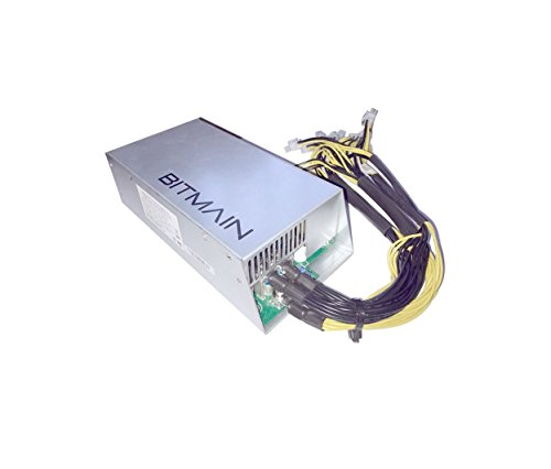 AntMiner APW3++ PSU Power Supply S9 L3 Bitcoin Miner Miners Mining