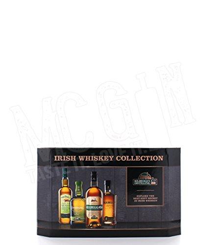 Cooleys IrishWhiskey Miniaturen-Set (4 x0.05 l)