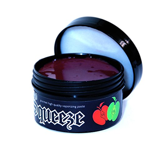 hookahSqueeze Dampfpaste Shisha 50g (Two Apples)