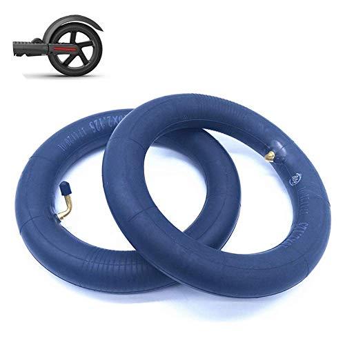 Neumático para Scooter eléctrico, Tubo Interior Universal de tamaño Completo 10x2.0-2.5, Grueso y Duradero, Adecuado para Scooter eléctrico de 10 Pulgadas, Accesorios para neumáticos de Equilibrio,